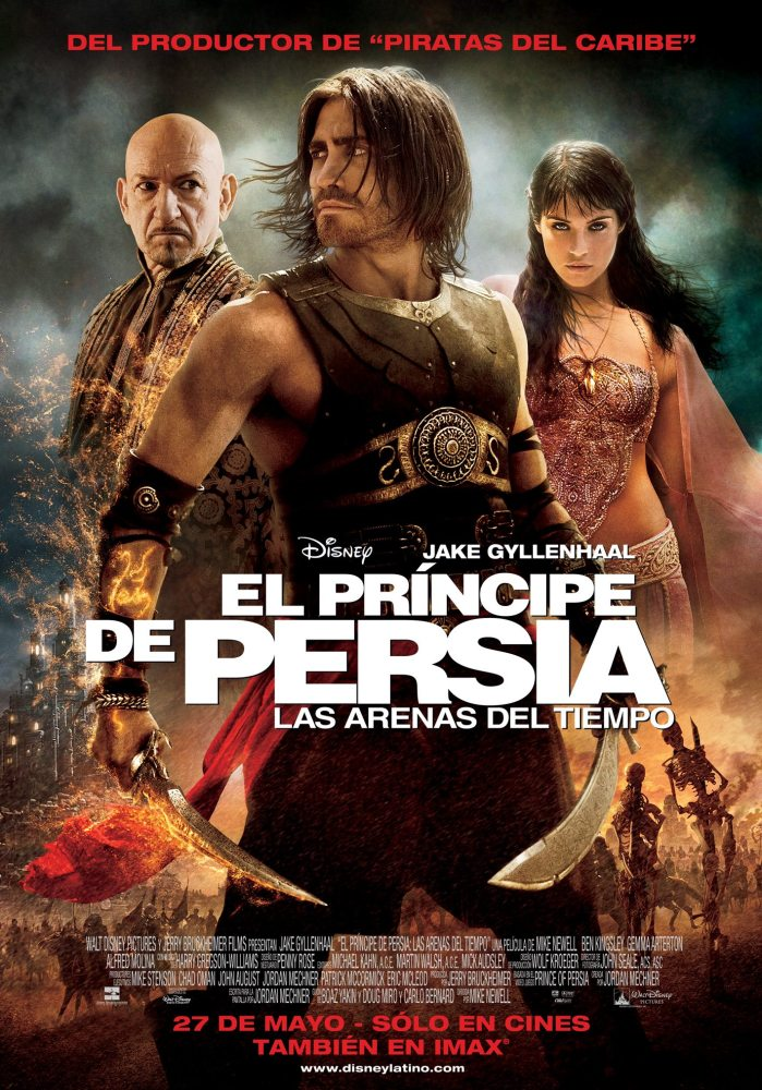 Prince Of Persia - The Sands Of Time  poster