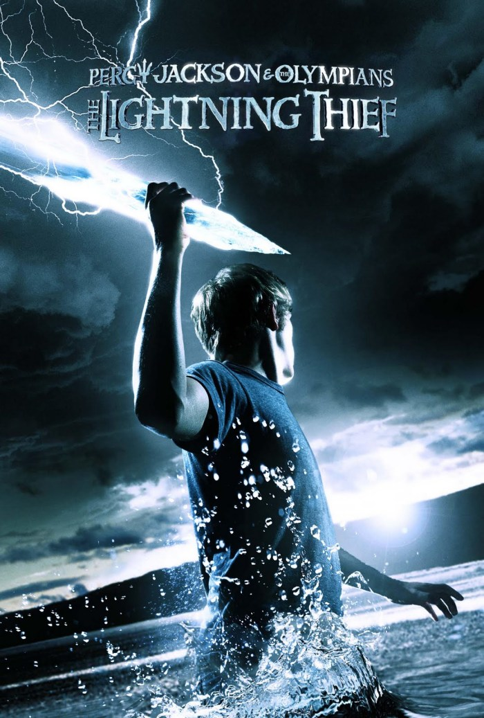 Percy Jackson and The Olympians: The Lightning Thief poster