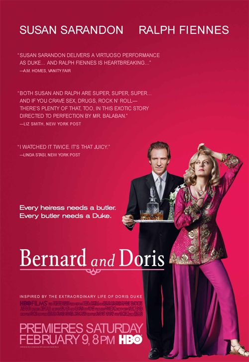 Bernard and Doris poster