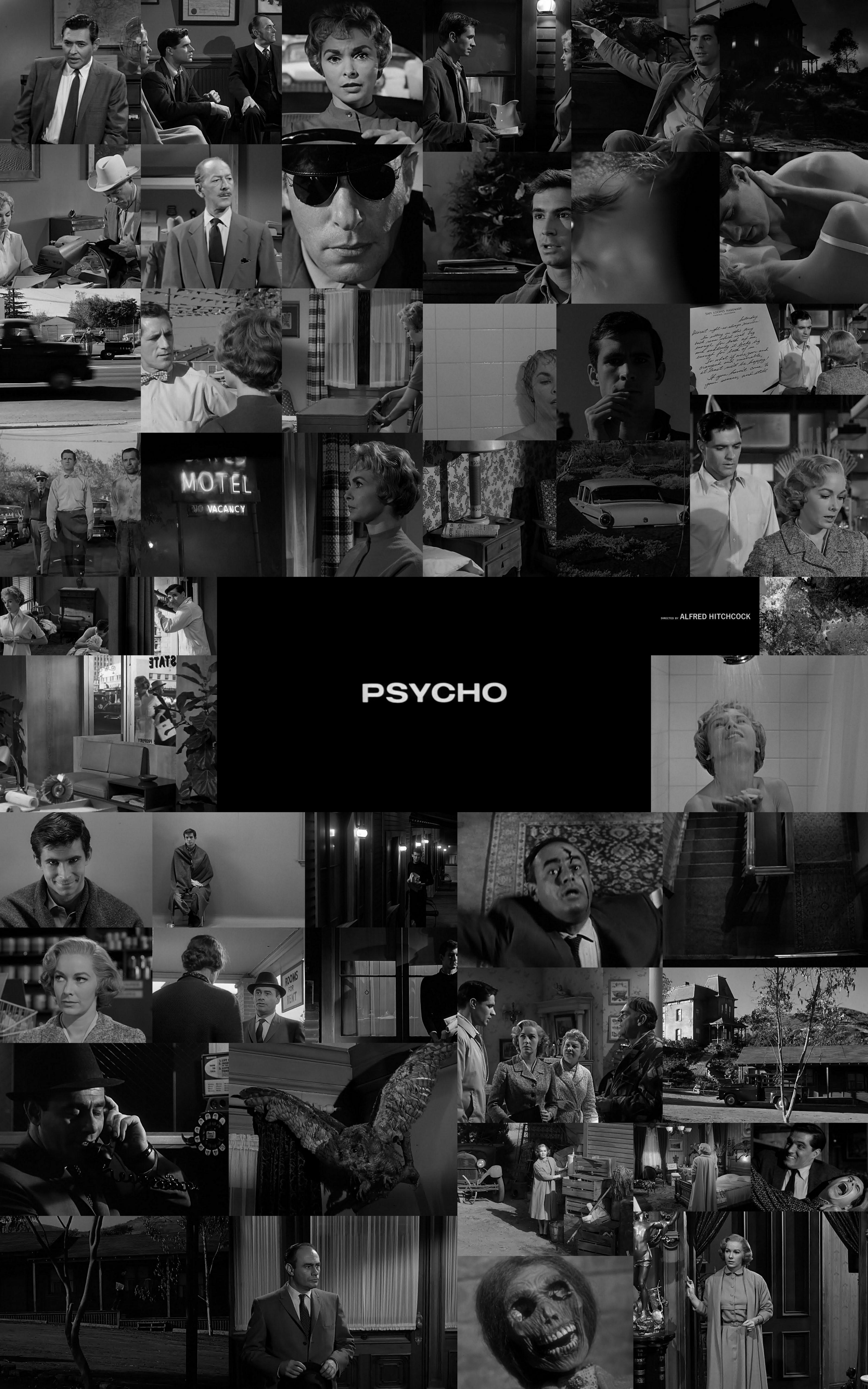 Psycho/Bates Motel (The Movie) on Pinterest | Anthony ...