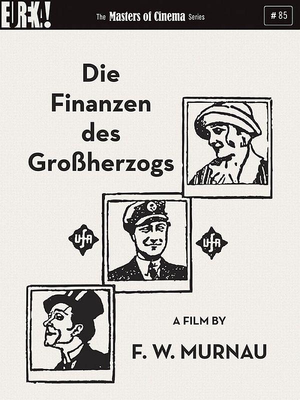 Finances of the Grand Duke poster