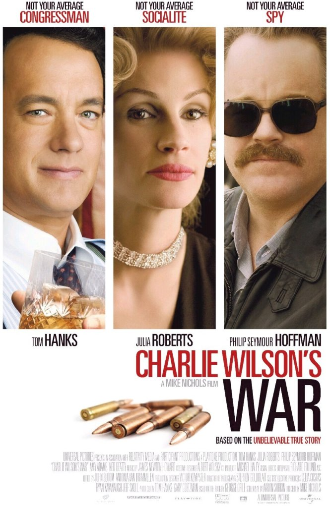 Charlie Wilson's War poster