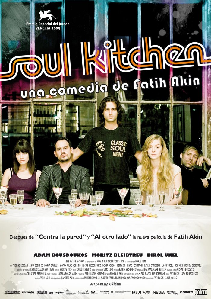 Film Review] Soul Kitchen (2009) – Cinema Omnivore on