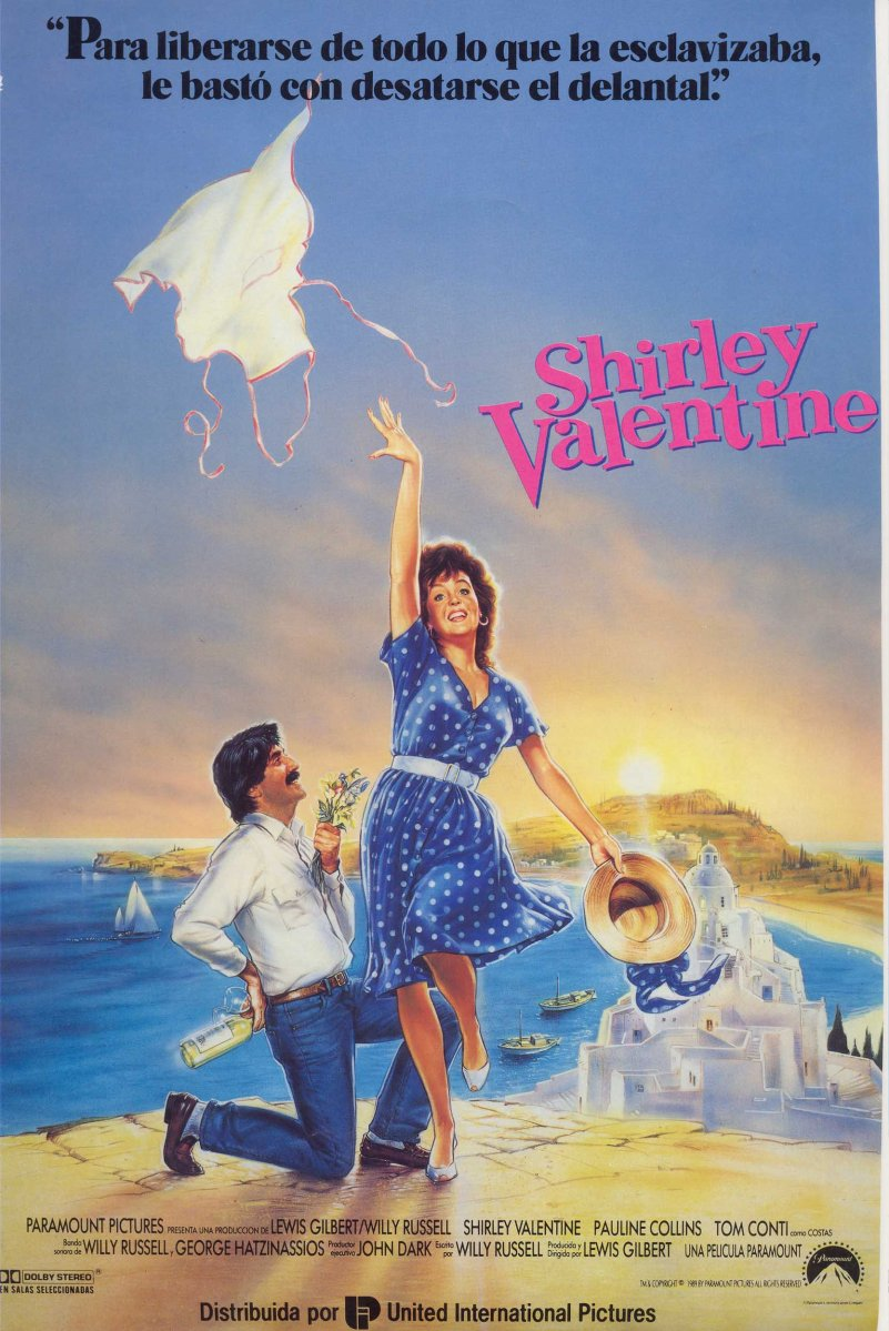 [Film Review] Shirley Valentine (1989) – Cinema Omnivore