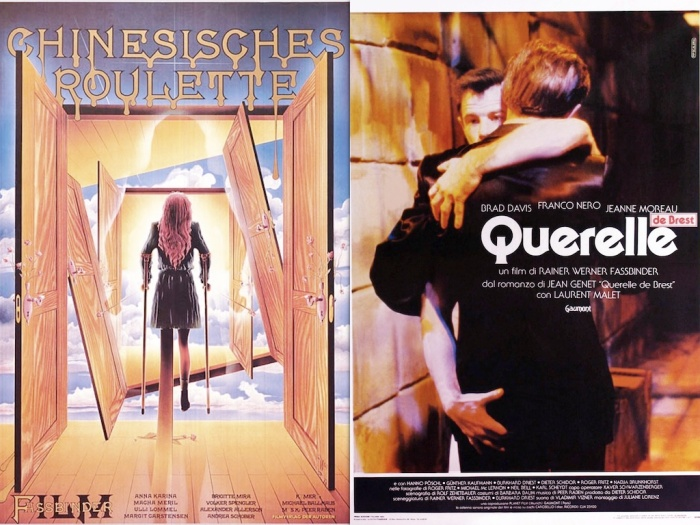 Chinese Roulette & Querelle