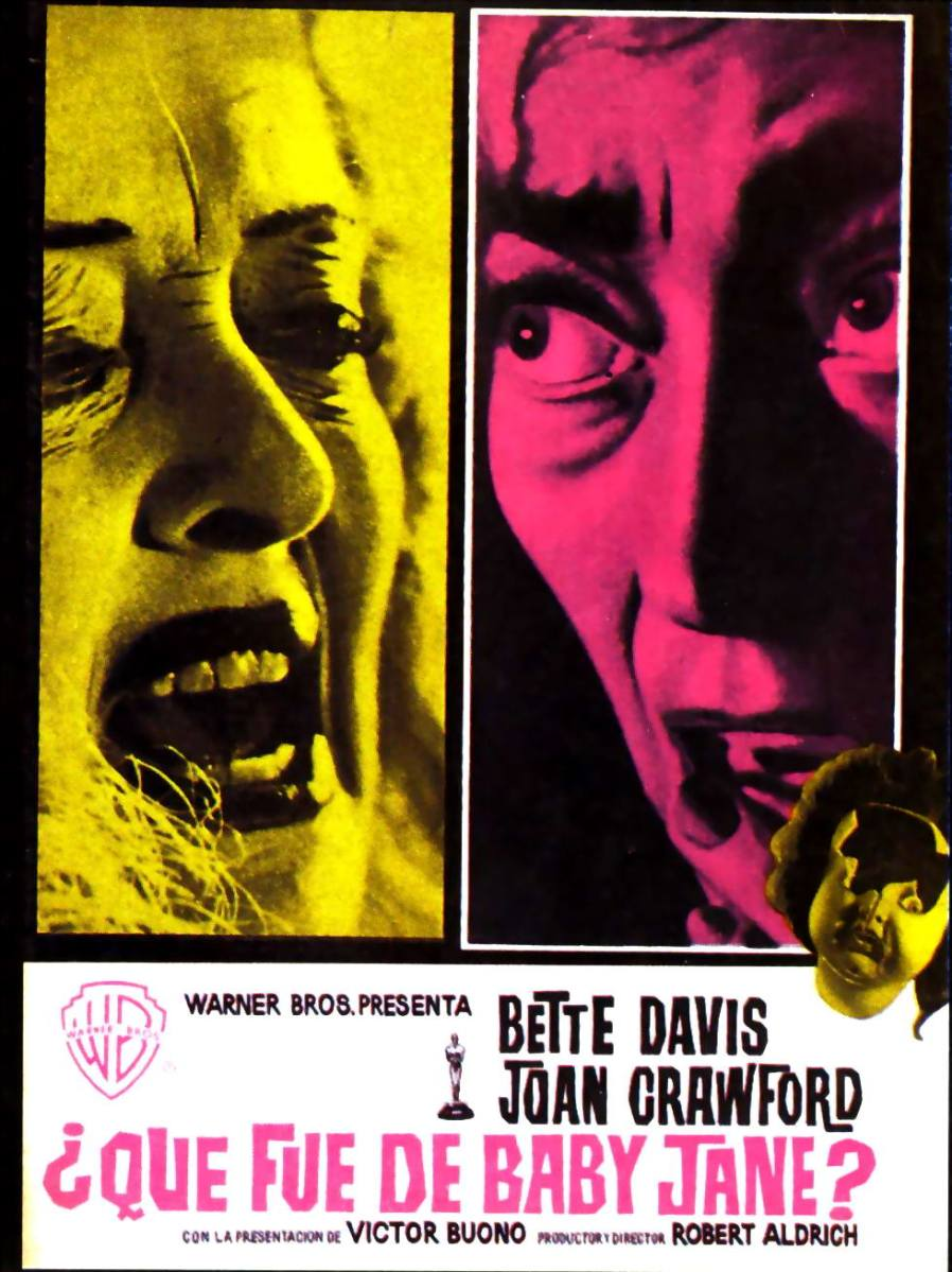 [Film Review] What Ever Happened to Baby Jane? (1962 ...