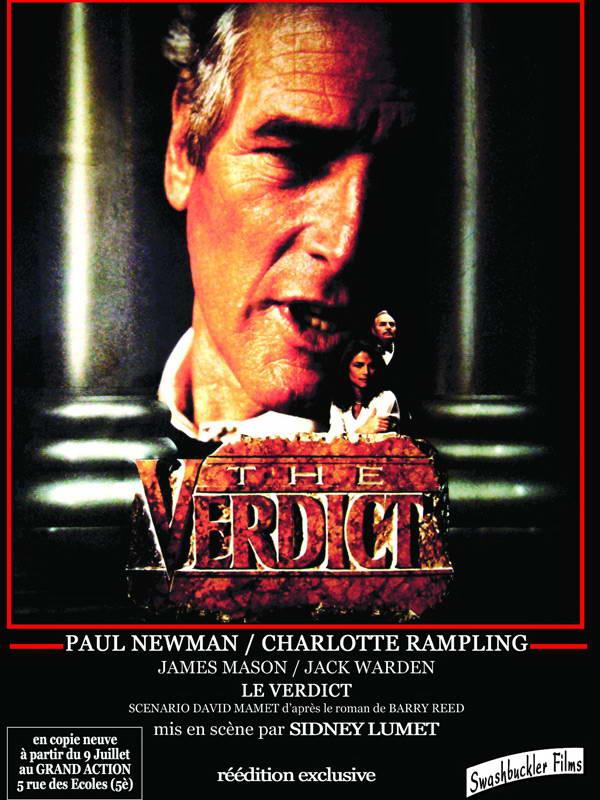 the Verdict poster