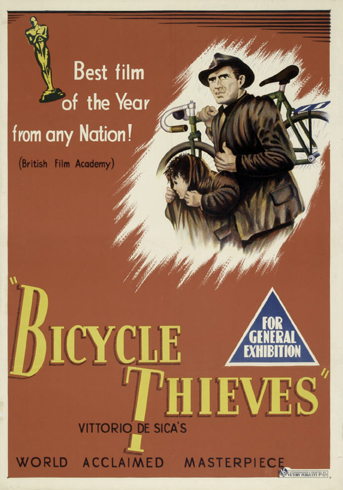 bicycle theives Italian neorealism and the bicycle thieves the bicycle thieves example 1 the bicycle thieves example 2 antonio walks into a.