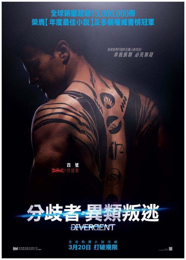 Film Review Divergent 2014 Cinema Omnivore