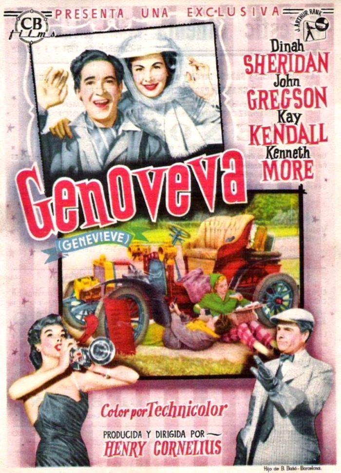 Genevieve poster