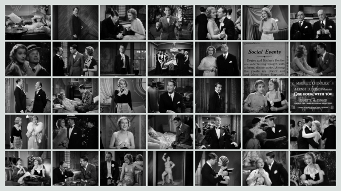 One Hour With You 1932
