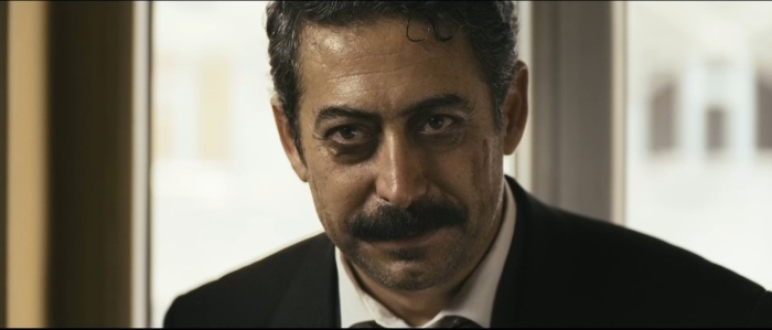 the prosecutor, among my top 10 best performance by an actor in a supporting role of 2011