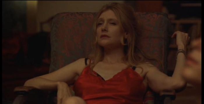 the impeccable Patricia Clarkson