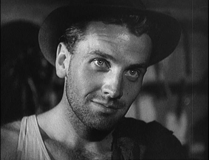 Massimo Girotti, an Italian version of Paul Newman
