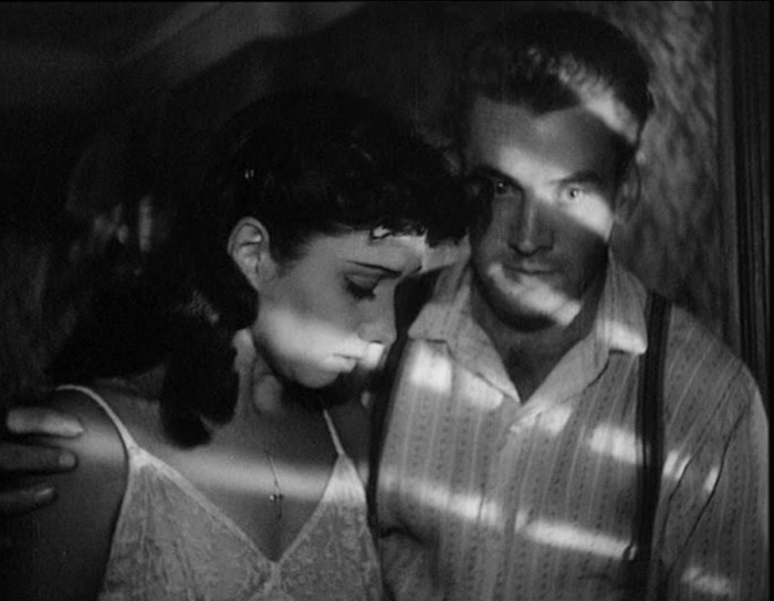 Dhia Cristiani and Massimo Girotti, a more appropriate couple