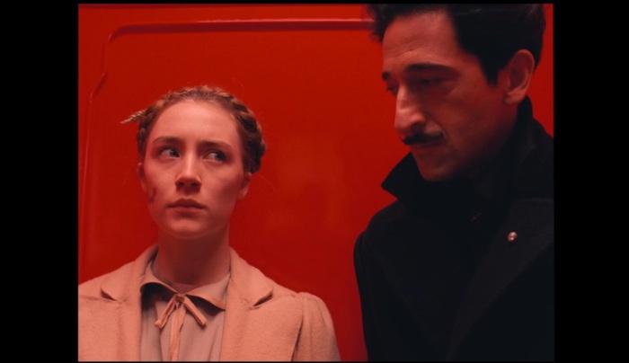 Agatha and Dmitri, Saoirse Ronan Vs. Adrien Brody