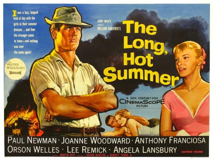 The Long, Hot Summer poster