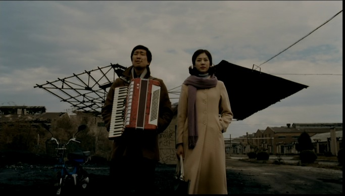 Qianyuan Wang and Shin-yeong Jang, an unmatched pair