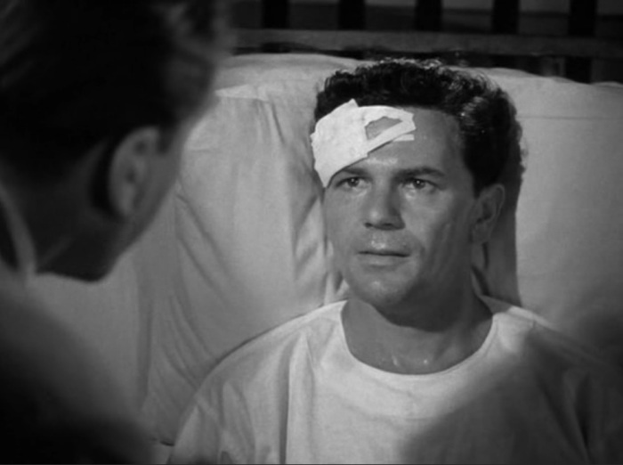 John Garfield, the look can kill
