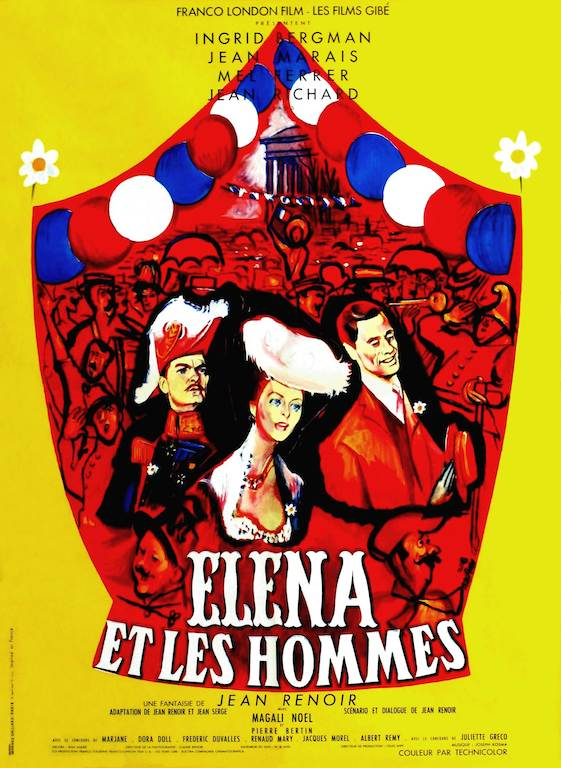 Elena and Her Men poster