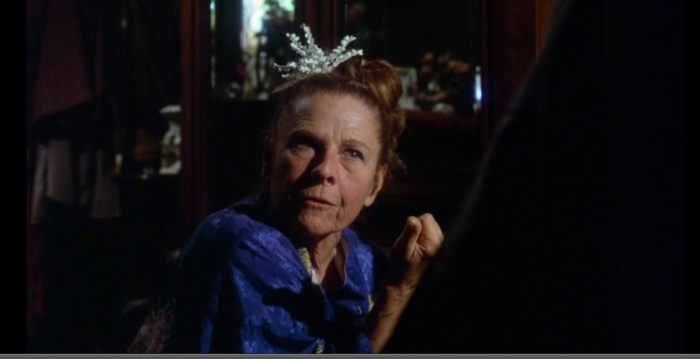 Ruth Gordon as Maude