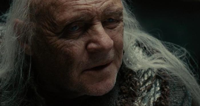 Anthony Hopkins as Methuselah