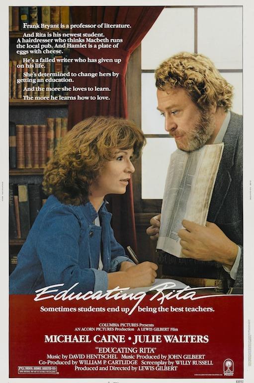 Educating Rita poster