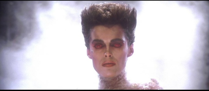 Gozer as an exotic woman, Slavitza Jovan