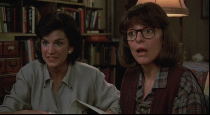 Anne Bancroft and a young Mercedes Ruehl