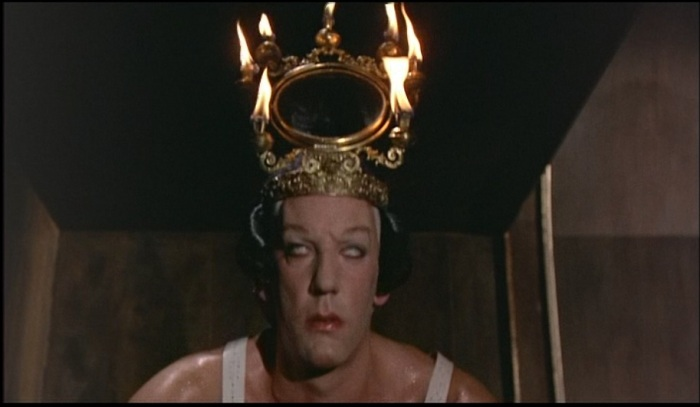 Casanova's head wear is on fire too!