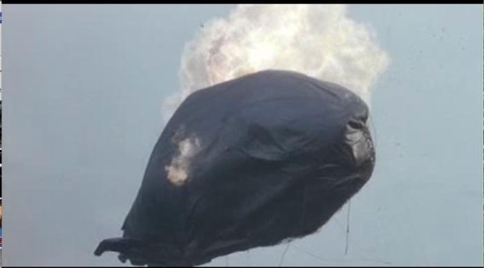 the runaway balloon