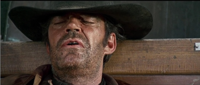 a fly in the face - Jack Elam