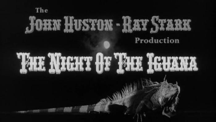 The Night of the Iguana 1