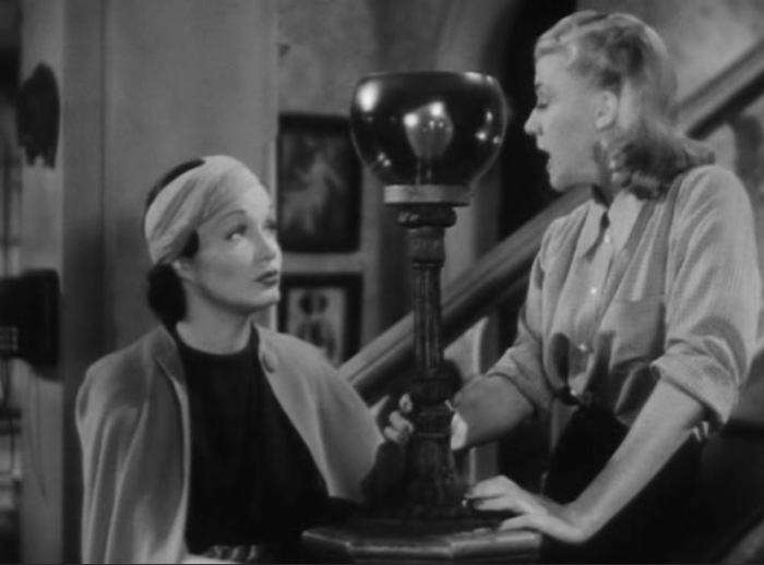 Gail Patrick and Ginger Rogers
