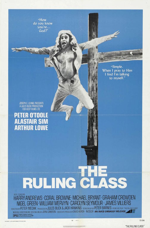 The Ruling Class poster