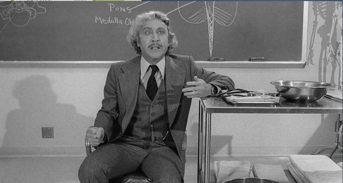 Young Frankenstein 2