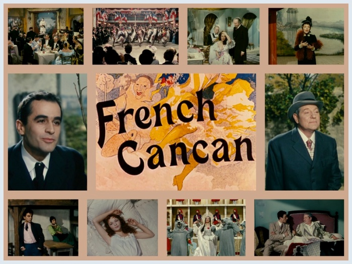 French Cancan 1954