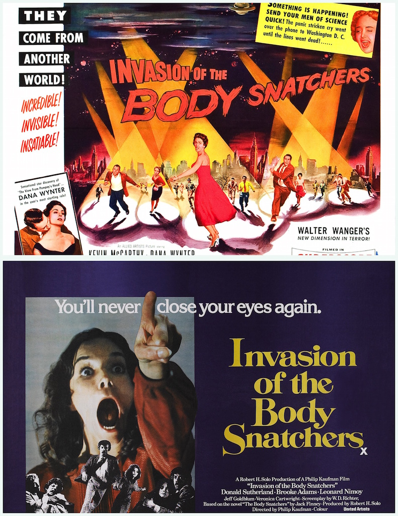 Film Review  Invasion Of The Body Snatchers  1956  And  1978   U2013 Cinema Omnivore