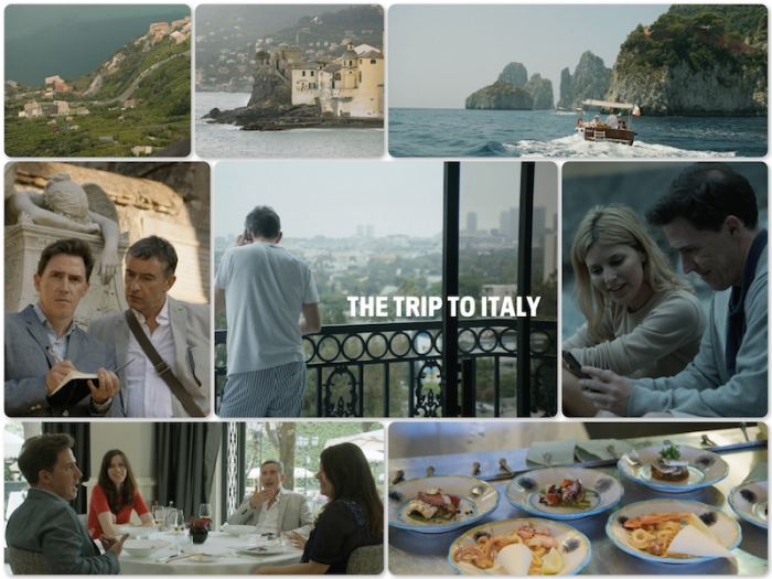 The Trip to Italy 2014