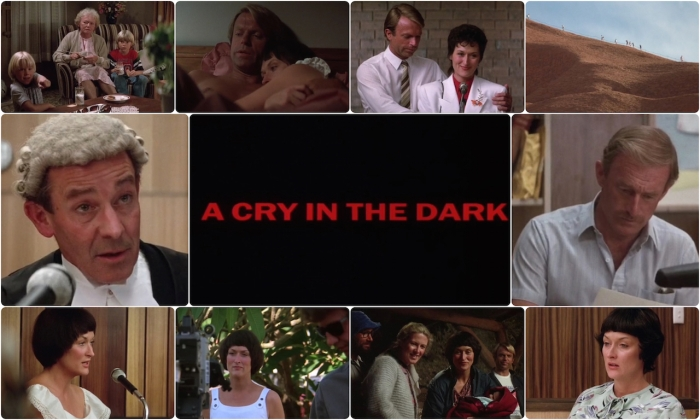 A Cry in the Dark 1988