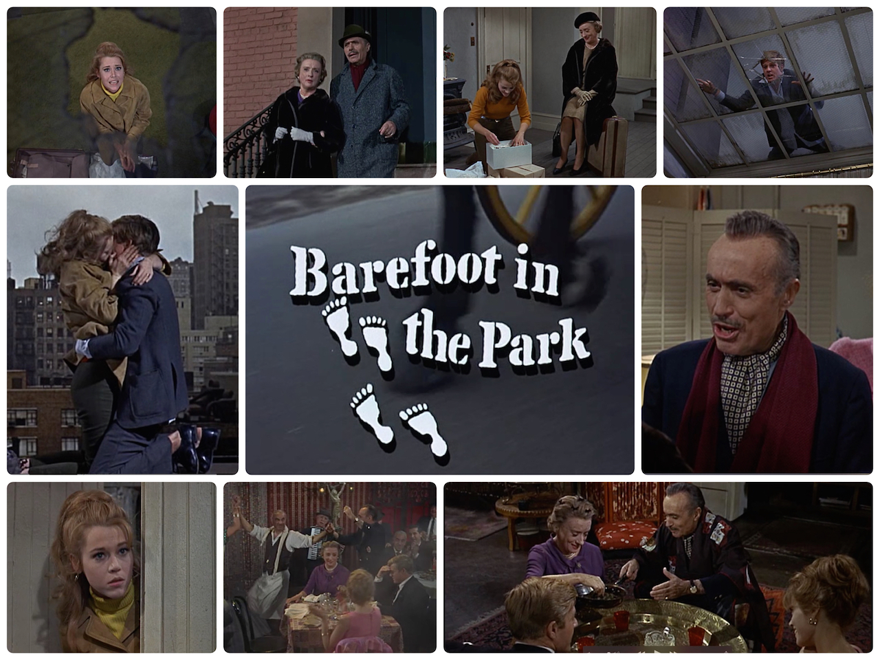 barefoot in the park movie - photo #12