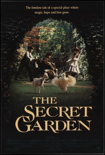 The Secret Garden poster