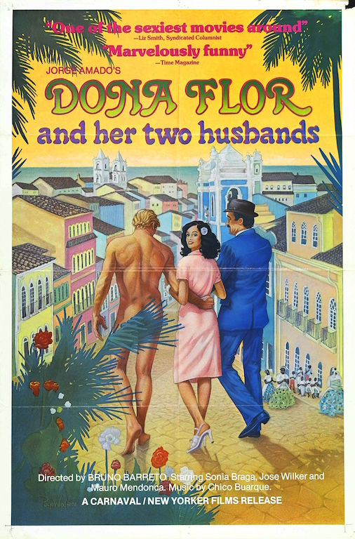 Dona Flor and Her Two Husbands posters