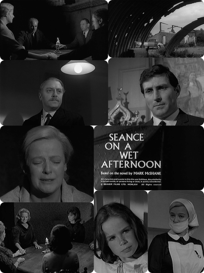 Seance on a Wet Afternoon 1964