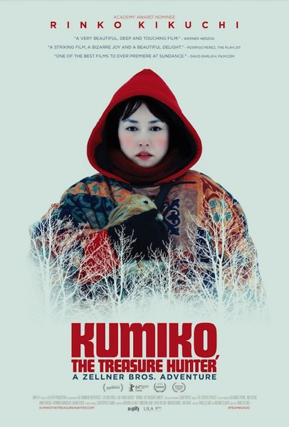 Kumiko The Treasure Hunter poster