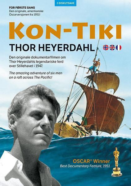 Kon Tiki 1950 poster