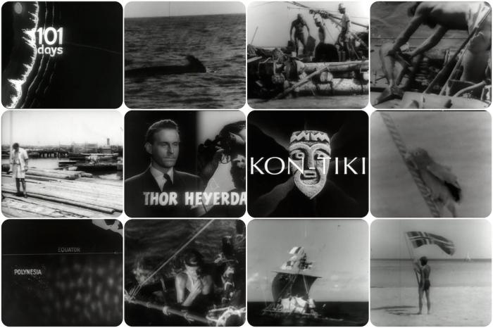 Kon-Tiki 1950