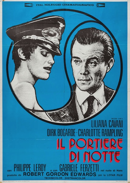 The Night Porter poster