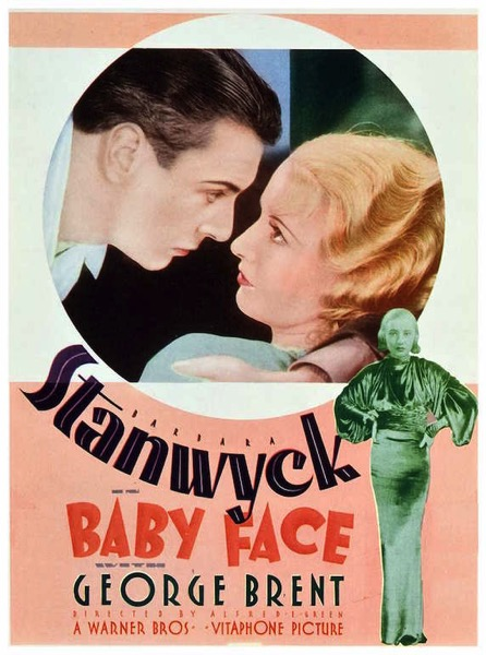 Baby Face poster