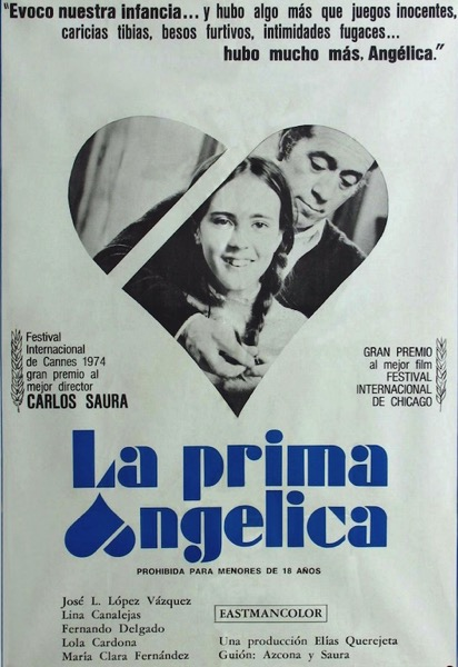 Cousin Angelica poster